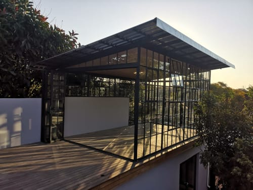 Architecture by Stripped seen at Private Residence, Johannesburg - The Conservatory