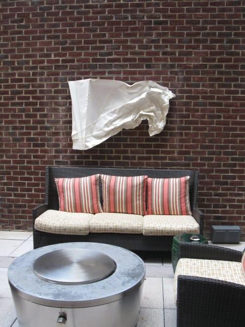 Public Sculptures by KevinBoxStudio. at Four Seasons Hotel, Washington, D.C., Washington - Unique
