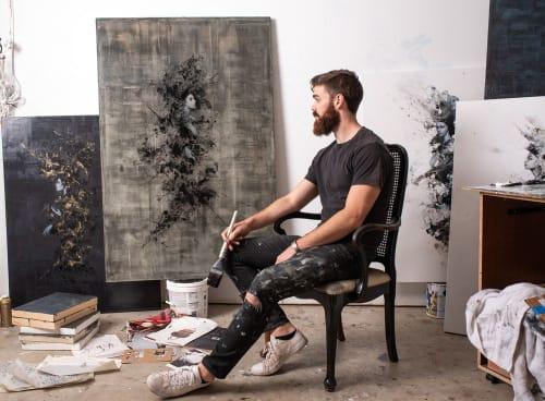 Aiden Kringen - Paintings and Art