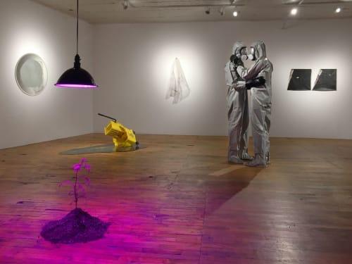 Jeffrey Michael Austin - Art and Wall Hangings