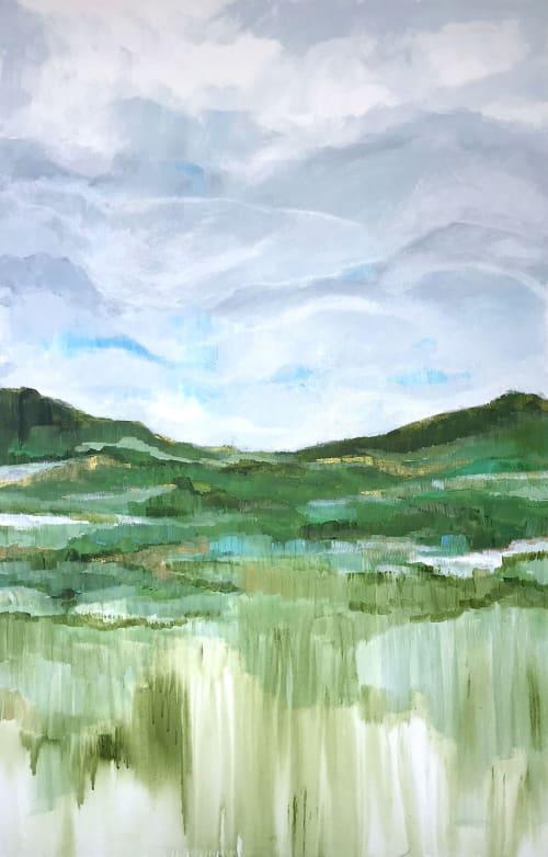 Linnea Heide | Paintings by Linnea Heide contemporary fine art