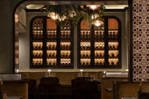 Norma, Restaurants, Interior Design