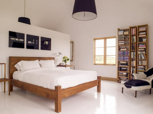Beds & Accessories by Robert Bristow seen at Private Residence, Salisbury, Salisbury - Beds & Accessories