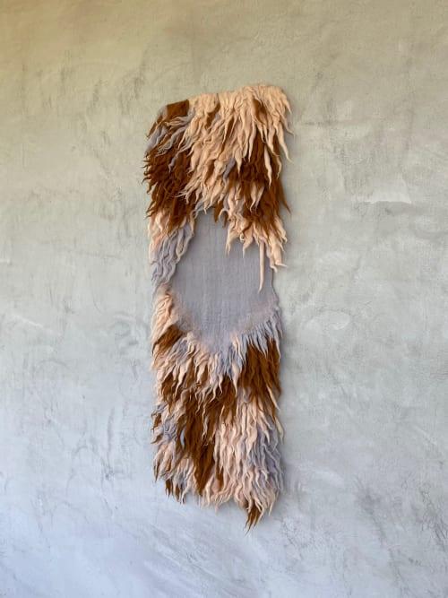 Wall Hangings by Taiana Giefer seen at Santa Barbara, Santa Barbara - Seed No.700: Amsterdamster