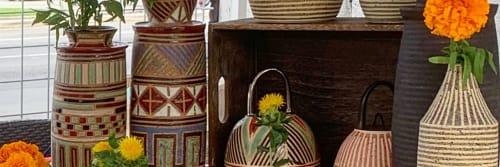Donna de Soto - Planters & Vases and Lamps
