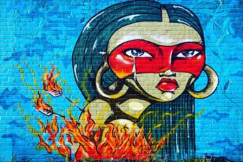 ELNO - Street Murals and Murals