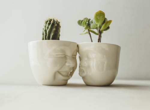 Vases & Vessels by SIND STUDIO seen at Private Residence, New York - Cacti Duo