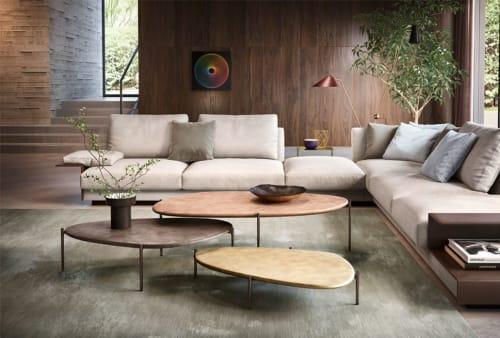 Tables by DAÏ SUGASAWA seen at Walter Knoll AG & Co. KG, Herrenberg - ISHINO Tables