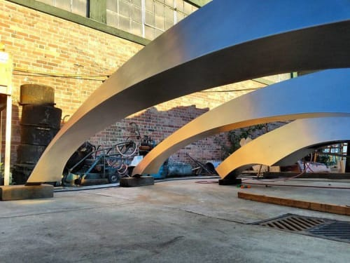 Miguel Edwards - Public Sculptures and Public Art