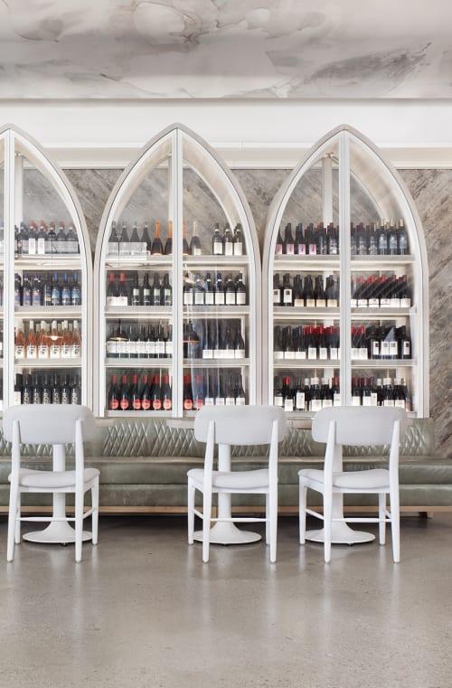 Figo Toronto, Restaurants, Interior Design