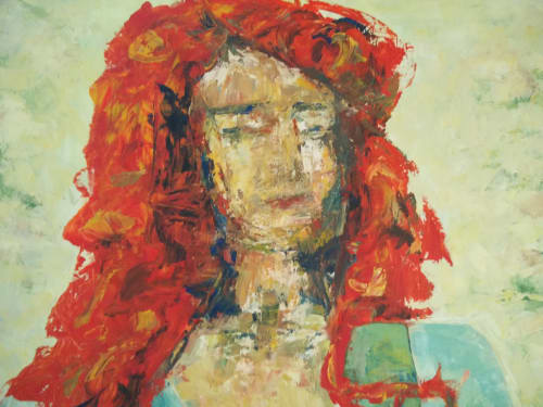 Ofer Hod - Paintings and Art