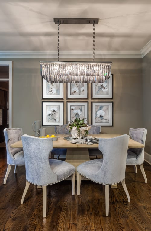 Interior Design by Allison Smith Interiors seen at Private Residence, Greenville - Greenville private residence