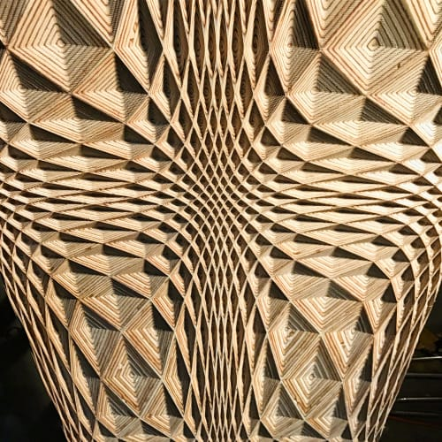 Triarchic Theory_ Art, Design, Fabrication - Wall Treatments and Art