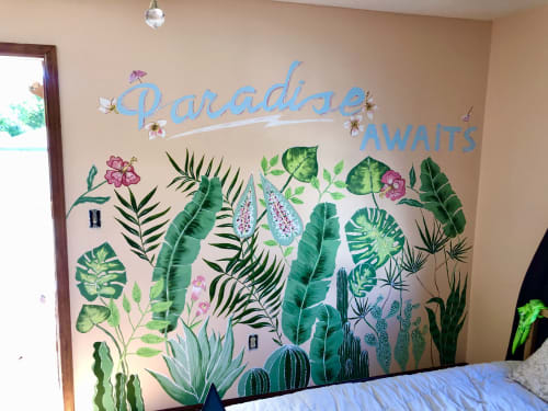 Anastasia (Vivantdesign) - Murals and Art