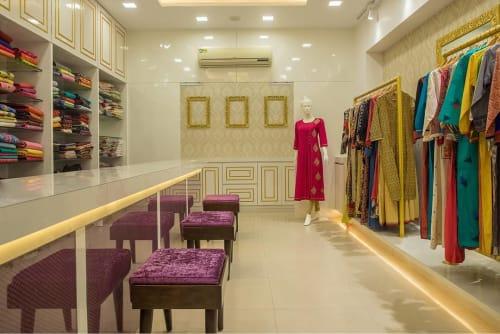 Interior Design by Alkove-Design seen at Vibgyor, Pune - Vibgyor