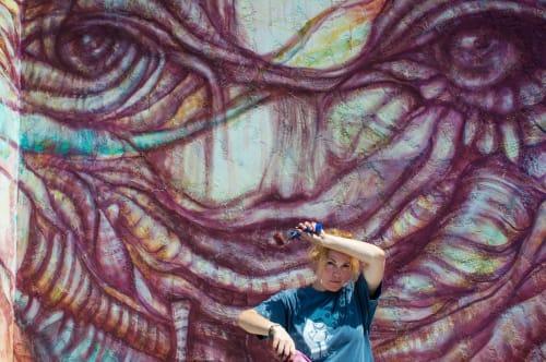 Gloria Muriel - Murals and Street Murals