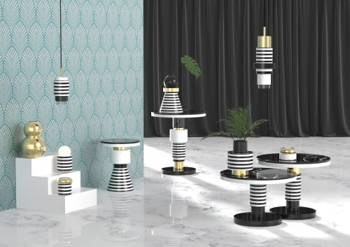 Casalto - Tables and Lamps