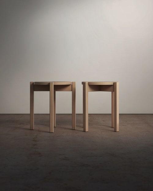 Chairs by BACD Studio - Norian Stool