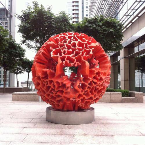 Yvonne Domenge - Public Sculptures and Sculptures