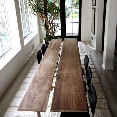 Dining Table By The Wooden Palate