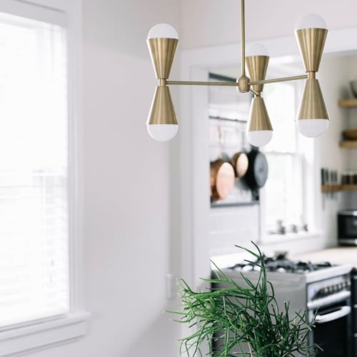 Chandeliers by Southern Lights Electric - Karma VI Chandelier