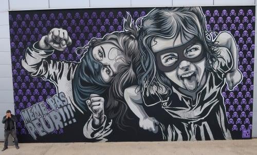 RNST - Murals and Street Murals