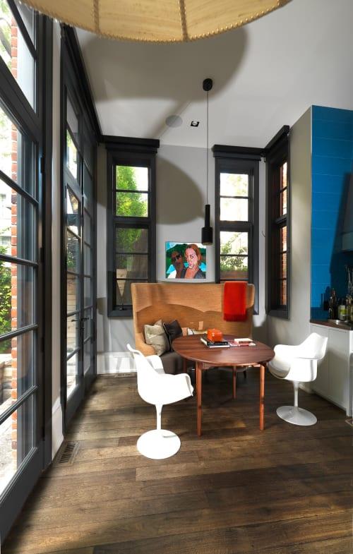 Interior Design by Studio Pyramid seen at Private Residence, Toronto - Interior Design