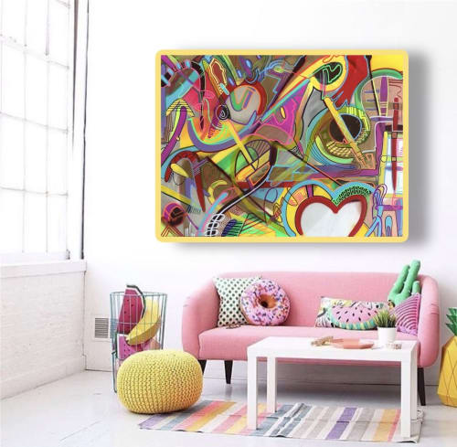 Paintings by Sir13artist seen at New York, New York - Graff