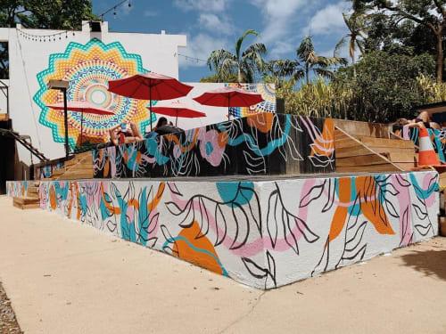 Marti Fiorentino - Murals and Street Murals
