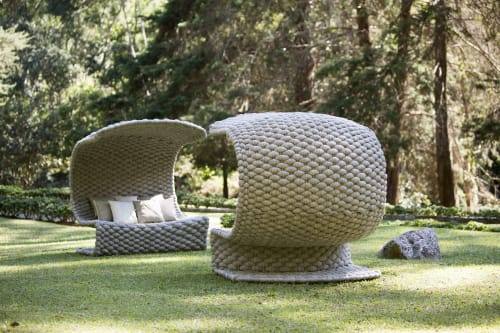 Couches & Sofas by Guto Indio da Costa seen at Private Residence - Ninho Day Bed