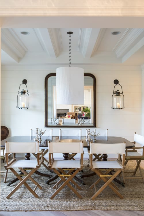 Chandeliers by White Ink Co seen at Private Residence, Newport Beach, Newport - Chandeliers