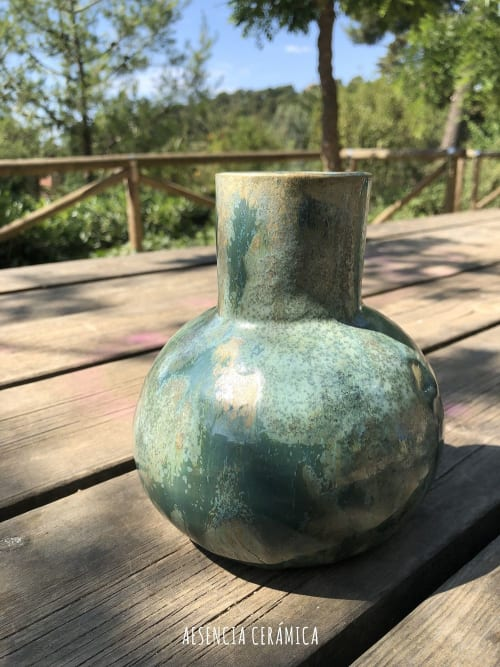 Vases & Vessels by Aesencia Ceramica seen at Private Residence, Barcelona - Wai Lani Vase