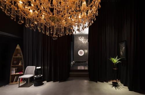 Lighting Design by Lightkrafts Pvt Ltd seen at Creator's Studio, Kolkata - Lightkrafts Experience Center