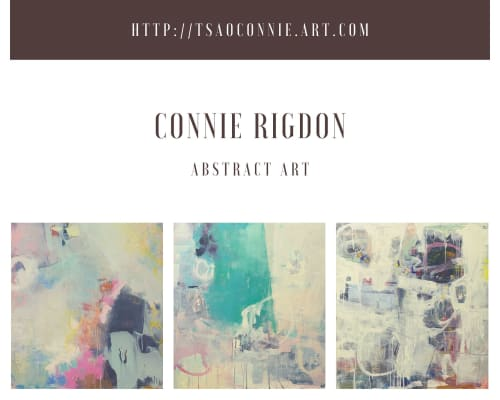 Connie Rigdon - Paintings and Art