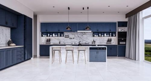 Interior Design by Studio Hiyaku seen at 151C Bettington Rd, Carlingford - Carlingford House
