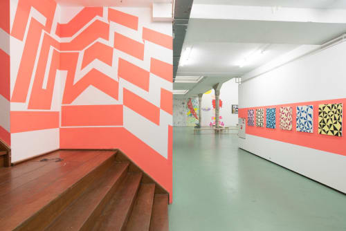 Harry Markusse - Murals and Art