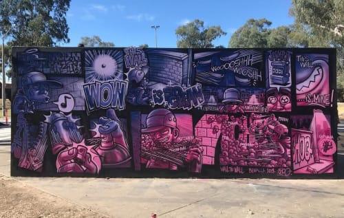 Choq - Murals and Art
