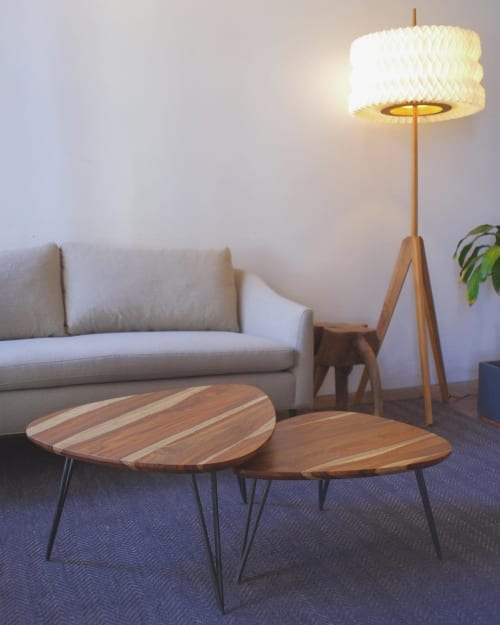 Jimi + Corvus Coffee Table | Tables by From the Source