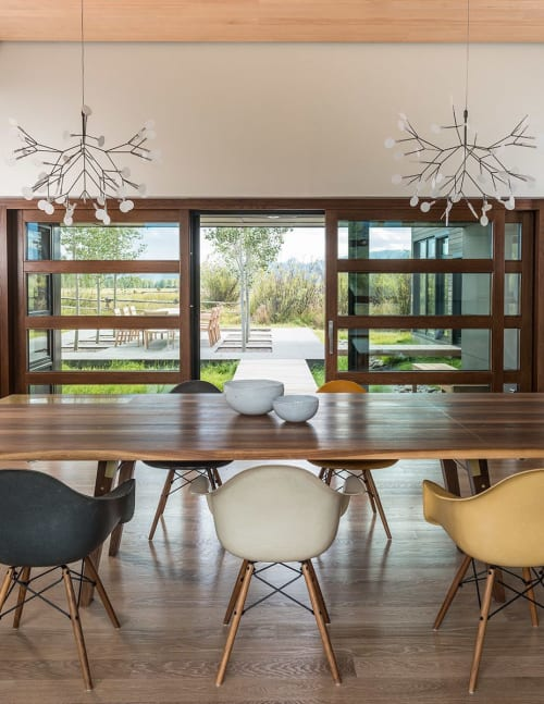 Pendants by Lumens seen at Private Residence, Jackson, Jackson - Pendants