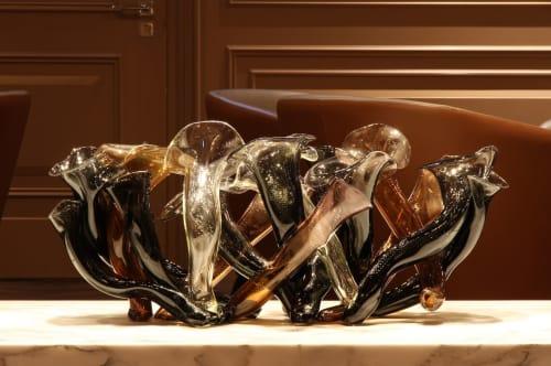 Public Sculptures by Julius Weiland seen at The Ritz-Carlton, Berlin, Berlin - Sculpture for Cigar Club