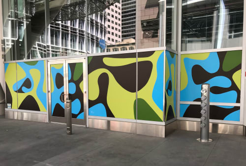 Mark Harris - Street Murals and Public Art