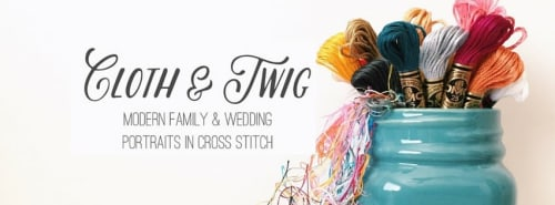 Cloth & Twig - Wall Hangings and Art