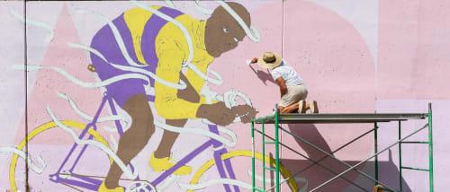 Jonny Pucci - Murals and Art
