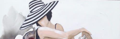 Carole Géniès - Paintings and Art