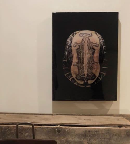 Art & Wall Decor by Ashley Finnemore seen at Holland MacRae, Atlanta - Come Tomorrow Alternative III