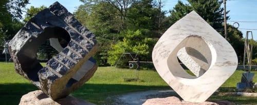 Jon Barlow Hudson / Hudson Sculpture llc. - Public Sculptures and Tables