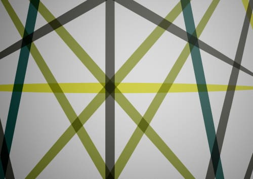 Tiles by gumdesign seen at Styl'editions, Sassuolo - Anamnesi