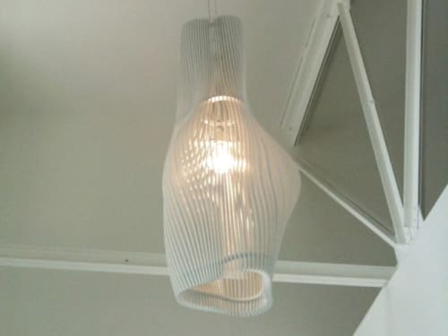 Lighting Design by PATH seen at Knoxville, Knoxville - CLOVE Lamp / Sanders Pace Architects
