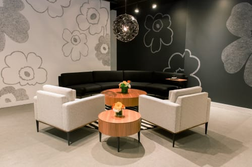 Interior Design by Encore Seating seen at Merchandise Mart, Chicago - Interior Design