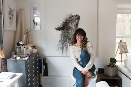 Kristin Llamas Fine Art - Paintings and Murals